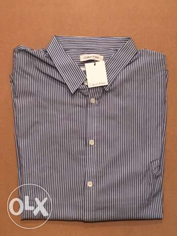 Original calvin klein shirts new with tags each 700 التجمع الخامس -  1