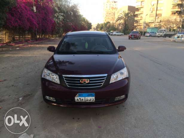 Geely Emgrand 2016