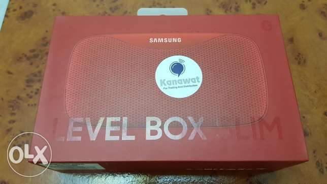 Samsung Level wireless speaker and power bank