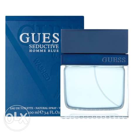 Guess home blue