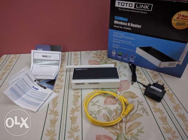 Access Point and 50m Ethernet cable مدينة نصر -  1