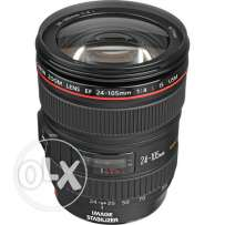 Canon EF 24-105mm f/4L IS USM Lens كسر زيرو