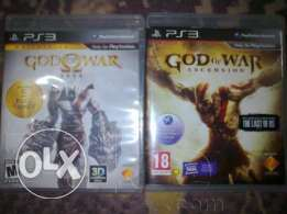 جميع اجزاء God Of war بسعرلقطه