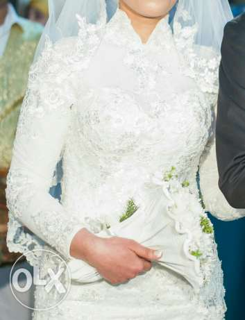 Wedding dress الهرم -  1