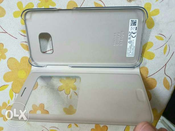 Cover Samsung Galaxy S7 edge طنطا -  2