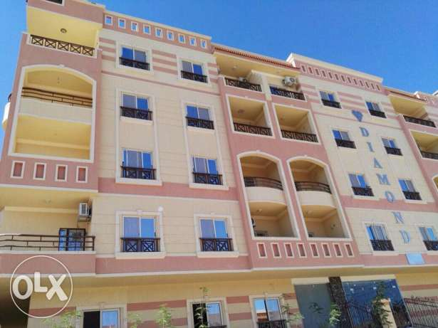 apartment for Sale in the most elegant area in hurghada behind metro الغردقة -  1