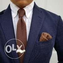 Tie - Boss usa Brown