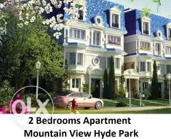Apartment 134m in Mountain view Hyde Pak