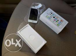 I phone 5s silver 64gb new from USA