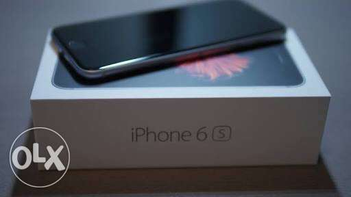 New iPhone 6s 16giga space grey