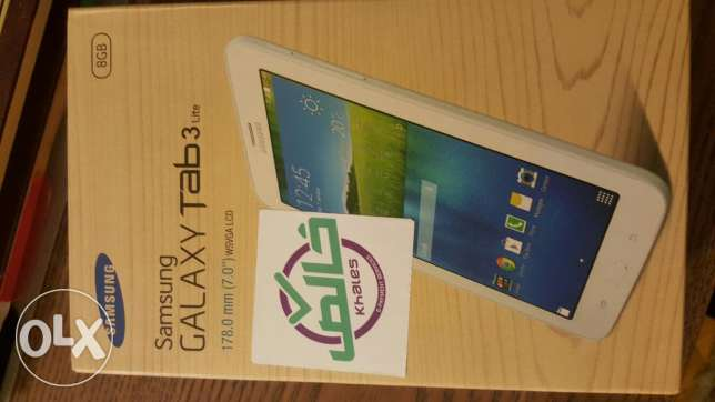 Samsung tab 3 lite New Sealed مصر الجديدة -  3