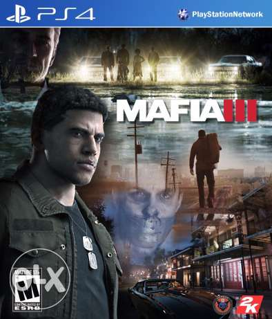 Mafia 3 PS4 for sale FINAL price سموحة -  2