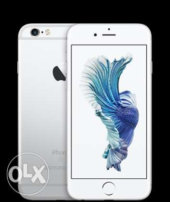 iphone 6s 16g with cover , screens, and all items