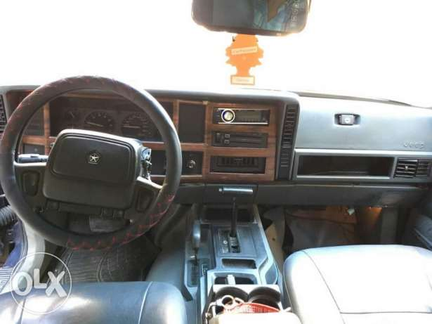 Jeep chrokee 1997 in good condition بولكلي -  7