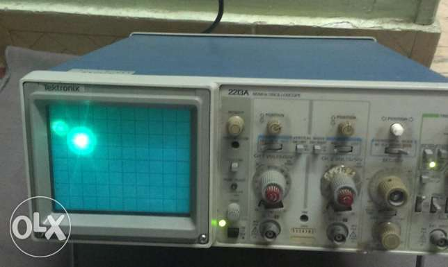 Oscilloscope Tektronix 2213A Analog 60 MHz USA أوسيلوسكوب حى الجيزة -  6