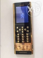 Mobiado 105 gold mobile