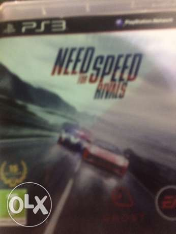 Hitman abslution & need for speed rivals