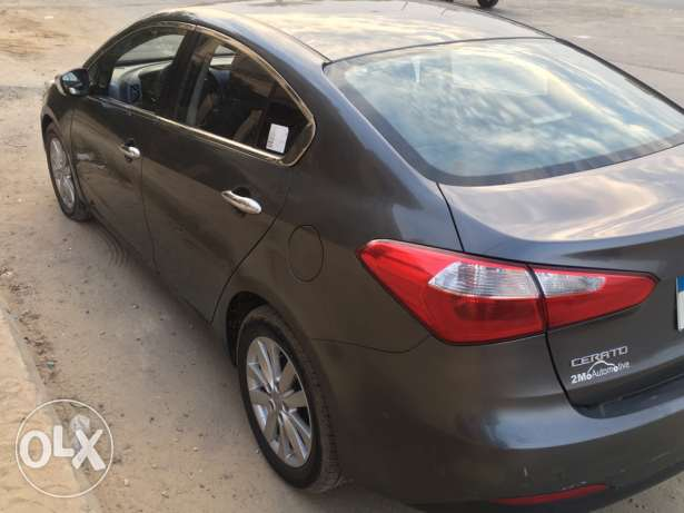 kia Cerato 2014 for sale الشيخ زايد -  2