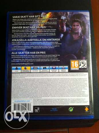 uncharted 4 (english edition) for sell كليوباترا -  2