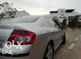 Peugeot 407 Exclusive with sunroof