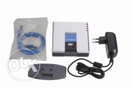 LINKSYS PAP2T Internet Phone Adapter with 2 VoIP Ports