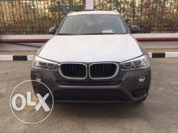 BMW X3 I 2.0 Brand new Model : 2017, Total Mileage : 16 KM