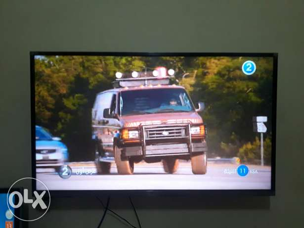 new Toshiba 43 smart tv build in reserver