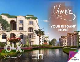 .a real investment chance!!! at l'avenir compound sabbour at new cairo