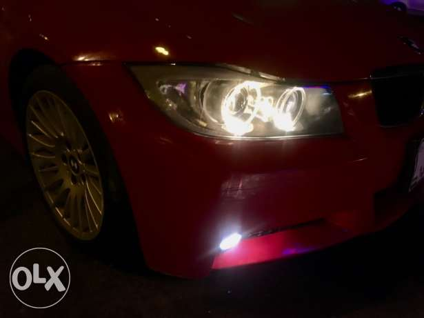 320 i sport package ( stock ) حي الشرق -  2