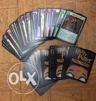 Harry Potter Trading Card Game 84 original cards