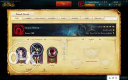league of legends euw account