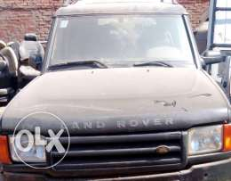 land rover discovery 2002 series||