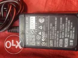 AC Power Adapter AC-L200 AC-L20 AC-L25 for Sony DCR-DVD650 DCR-HC17E