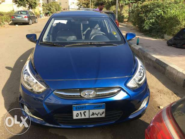 Hyundai Accent RP for sale بولاق -  1