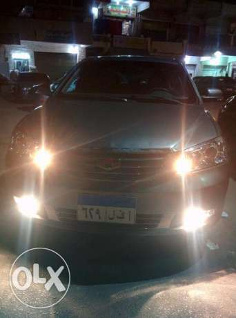 Geely Emgrand 7 for sale عربية ايمجراند موديل 2015