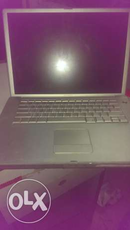 Lap apple powerbook g.4 c2dنث المعادي -  4