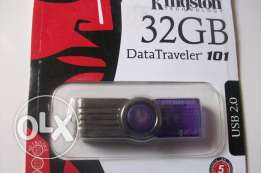 flash memory usb kingston 32 giga فلاش ميمورى كينجستون 32 جيجا