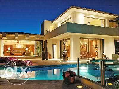 Villa for sale in Fifth Avenue Inside the compound
