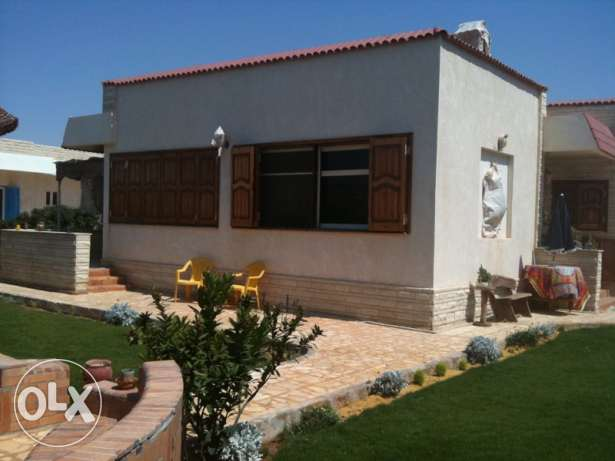 Villa for sale in marsa matrouh available from june