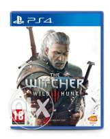 The Withcer 3: Wild Hunt PS4 Used Arabic Edition for Sale