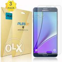 PLESON® [3-PACK] Samsung Galaxy Note 5 Screen