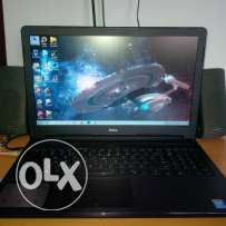 Dell 3558 laptop new