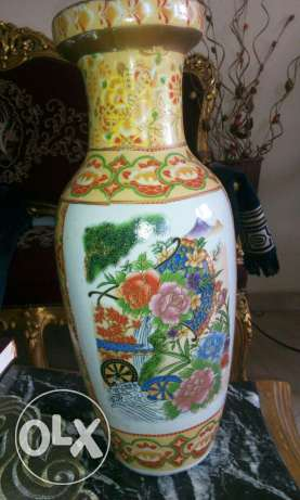 Vase made in china