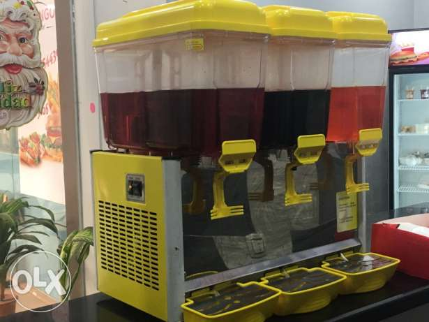 مبرد عصائر )juice dispenser)