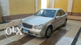 Mercedes Benz C180 Good Condition