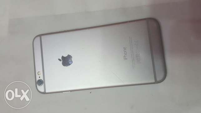 Iphone 6 16G Space grey القاهرة -  2
