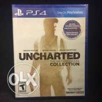 Uncharted collection like new for sale