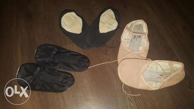 Ballet outfits used excellent condition from the USA القاهرة الجديدة -  1