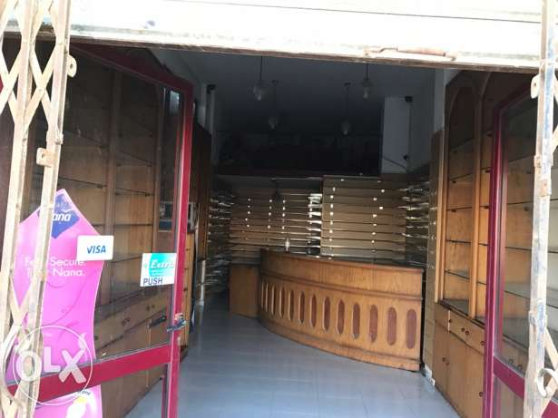 pharmacy for sale صيدليه للبيع in 6 october