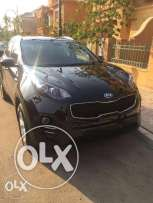 For sale,,Kia Sportage new shape 2017, second category, black color